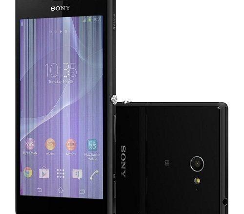 Tổng hợp các lỗi trên Sony Xperia