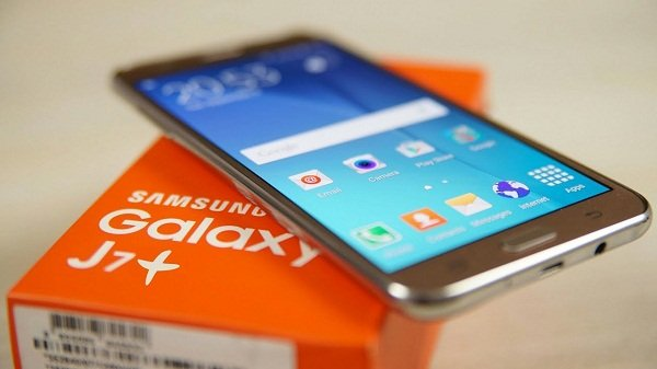 Khắc phục Samsung Galaxy J7 Plus bị đơ liệt, loạn cảm ứng