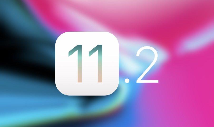 Cập nhật ngay iOS 11.2 chính thức