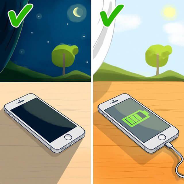 Những sai lầm cơ bản khi sử dụng iPhone