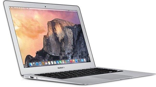Thay màn hình Macbook Air chất lượng nhanh chóng