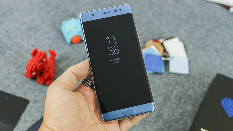 Khắc phục Samsung Galaxy Note FE lỗi mất nguồn