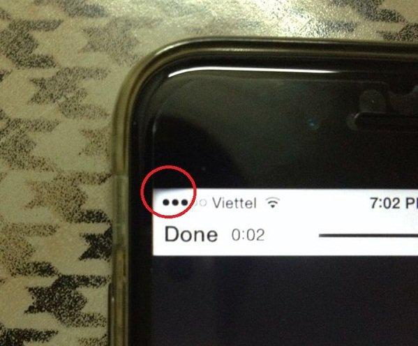 Màn hình iPhone 6 bị đen một góc và cách khắc phục cấp tốc
