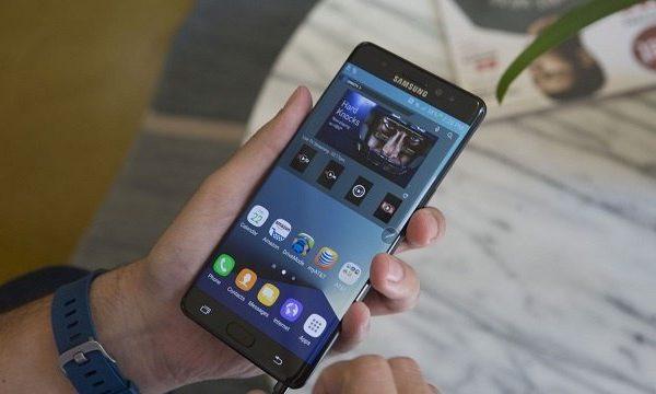 Sửa lỗi Samsung Galaxy Note FE lỗi cảm ứng