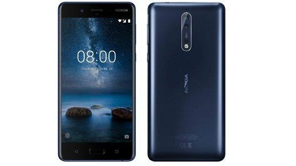 Thay màn hình Nokia 8 Sirocco