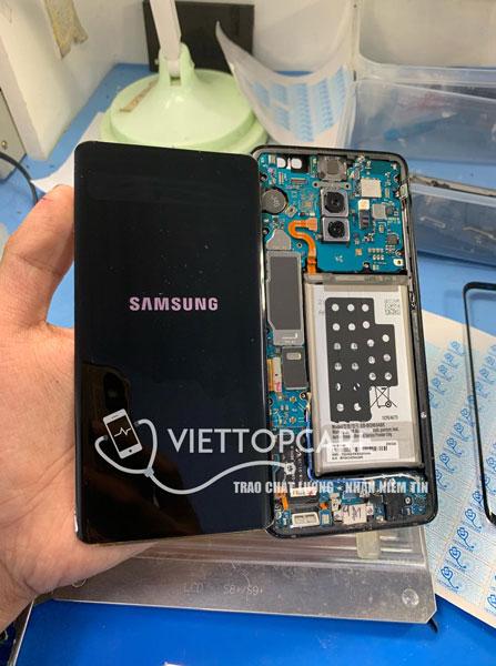 Samsung S9+ Thay kính 2