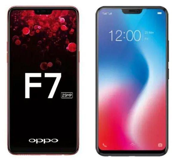 thay mặt kính Oppo F7