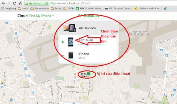 2 cách xác định vị trí iPhone qua số điện thoại cực kỳ đơn giản 3