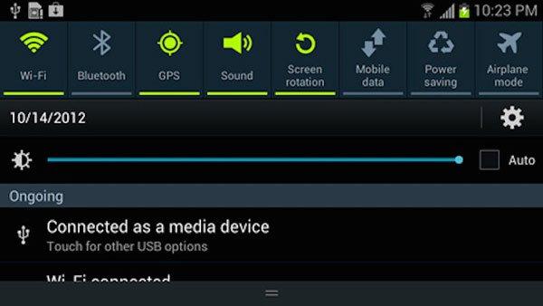 Cách chỉnh độ sáng màn hình Samsung trong vòng 1 nốt nhạc 2