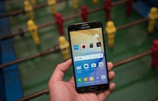Cách khắc phục lỗi phím cảm ứng Samsung không sáng 1