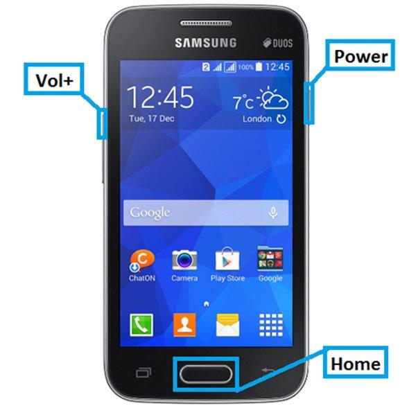 Cách reset điện thoại Samsung ai cũng có thể tự làm được 3