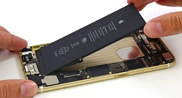 Có nên thay pin iPhone 6 khi bị chai 40%? 3