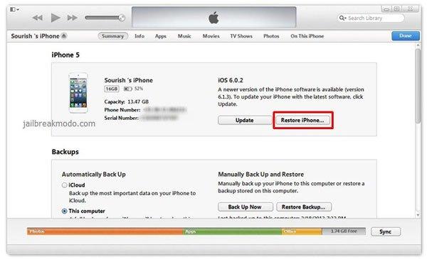 iPhone bị đơ không tắt được nguồn: nguyên nhân và cách khắc phục 3