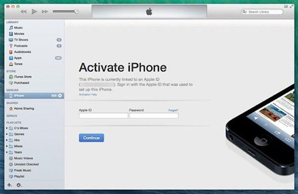 Không thể kích hoạt iPhone của bạn vì máy chủ là lỗi gì, cách khắc phục ra sao? 3