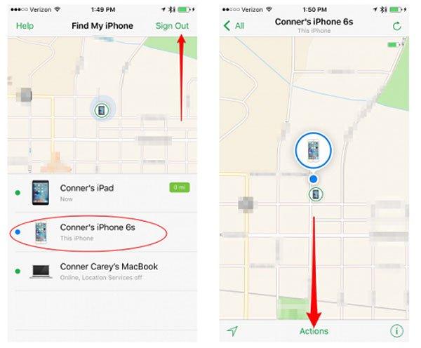 Mất điện thoại iPhone có tìm lại được không? 2