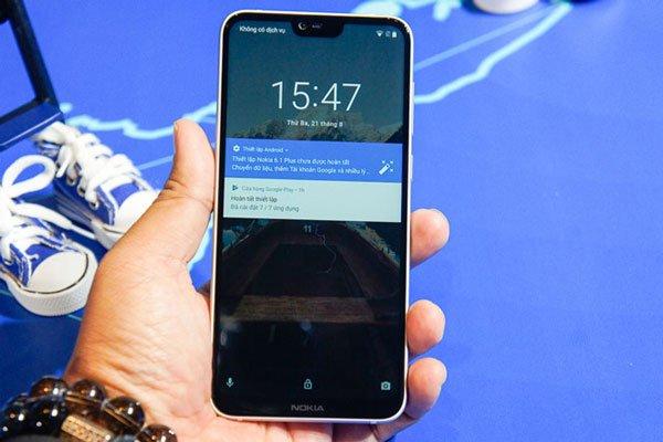 Nokia 6.1 Plus có gì khác biệt so với Nokia X6? 1