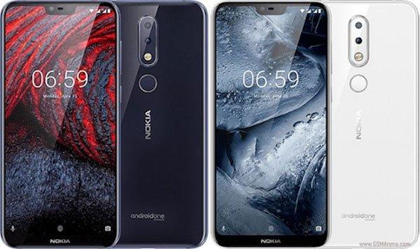Nokia 6.1 Plus có gì khác biệt so với Nokia X6? 3