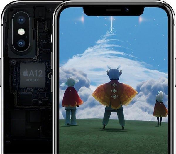 """""""So găng"""" iPhone Xs với iPhone X: bản nâng cấp hoàn hảo 2"""