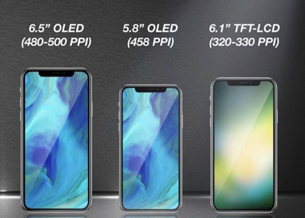 So sánh iPhone XS Max với iPhone XS và iPhone XS 1
