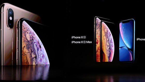 So sánh iPhone XS Max với iPhone XS và iPhone XS 3
