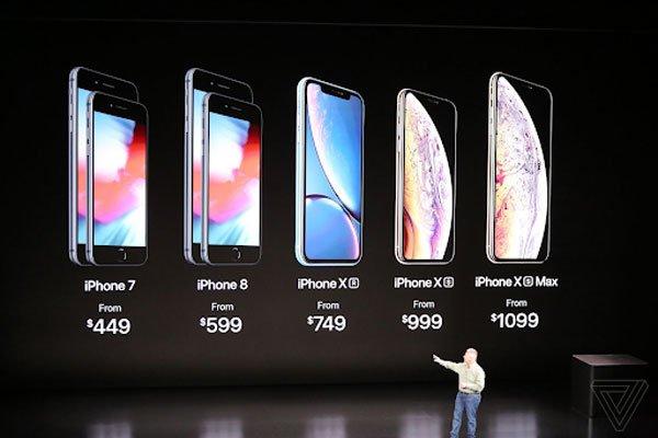 Trên tay iPhone XS Max – iPhone có màn hình lớn nhất từ trước đến nay 2