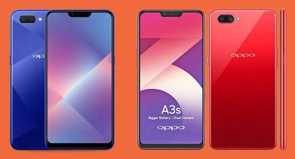 """Trên tay OPPO A3s – smartphone """"tai thỏ"""" rẻ nhất thị trường hiện nay 1"""