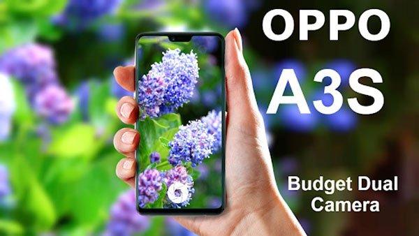 """Trên tay OPPO A3s – smartphone """"tai thỏ"""" rẻ nhất thị trường hiện nay 2"""
