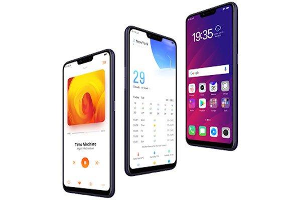 """Trên tay OPPO A3s – smartphone """"tai thỏ"""" rẻ nhất thị trường hiện nay 3"""