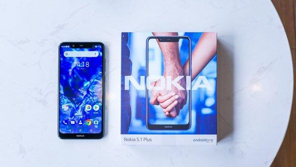 Trong tầm giá 4,5 triệu đồng, Nokia 5.1 Plus có thực sự đáng mua? 1