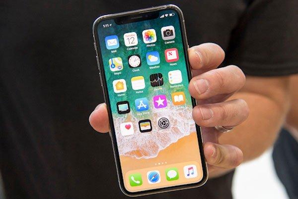 iPhone X bị đen màn hình: nguyên nhân và cách khắc phục 1