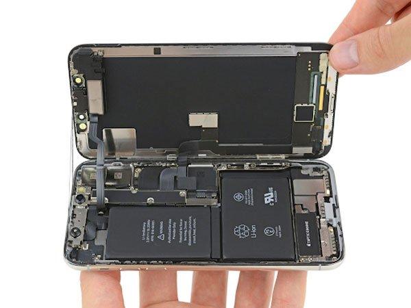 iPhone X bị đen màn hình: nguyên nhân và cách khắc phục 3