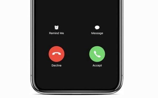 iPhone X bị lỗi cuộc gọi: nguyên nhân và cách khắc phục? 1