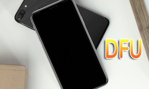 Sửa lỗi điện thoại iPhone X bị tối đen màn hình 1