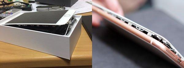 """iPhone 8 bị phồng pin: """"cơn ác mộng"""" của fan Táo 1"""