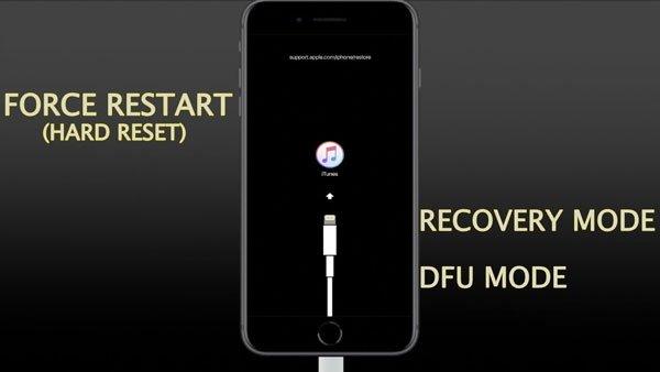 iPhone 8 Plus bị vô hiệu hóa: cứ bình tĩnh xử lý theo cách này 3