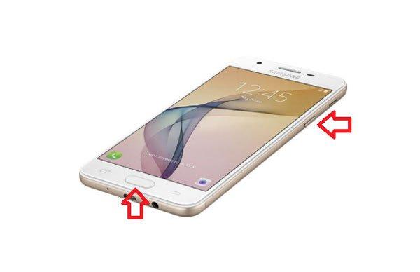Mách bạn 2 cách chụp màn hình Samsung J5 trong tích tắc 1