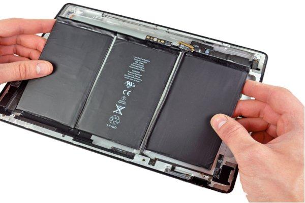 Apple khuyến cáo những dấu hiệu cần thay pin iPad Mini 3
