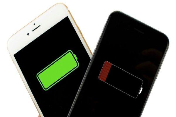 Dấu hiệu nhận biết thời điểm cần thay pin iPhone 6s