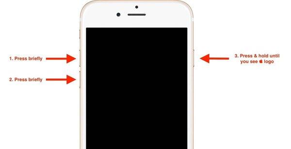 iPhone 8 bị đơ cảm ứng: Đừng chịu đựng, sửa ngay với 4 cách này 1