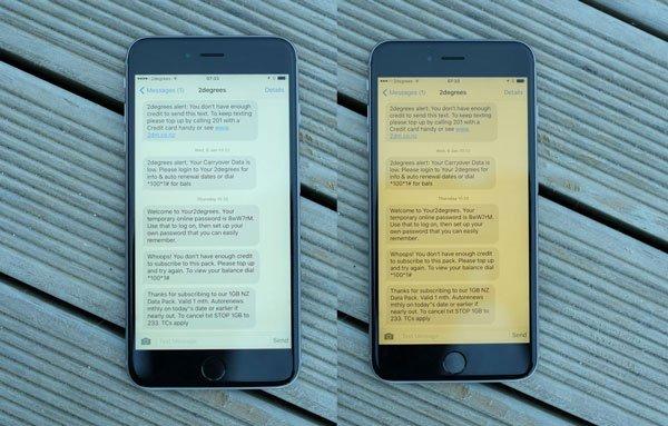"""Màn hình iPhone 8 bị ám vàng: """"Bắt bệnh"""" và """"bốc thuốc"""" ngay 1"""
