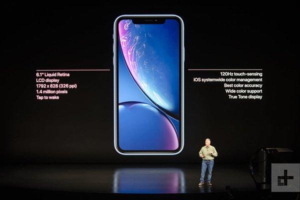 Những điều bạn cần biết về iphone XR