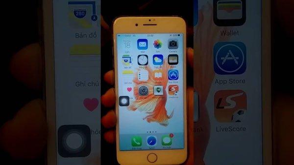 """""""Trị"""" chứng iPhone 7 Plus bị đơ cảm ứng 1"""