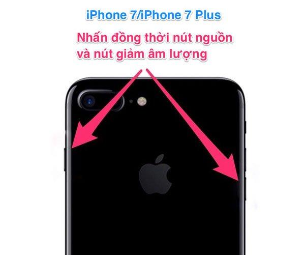 """""""Trị"""" chứng iPhone 7 Plus bị đơ cảm ứng 2"""