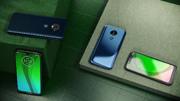 Motorola tiết lộ smartphone mới của hãng, Moto G7 sẽ có thời lượng pin lên tới 60 giờ