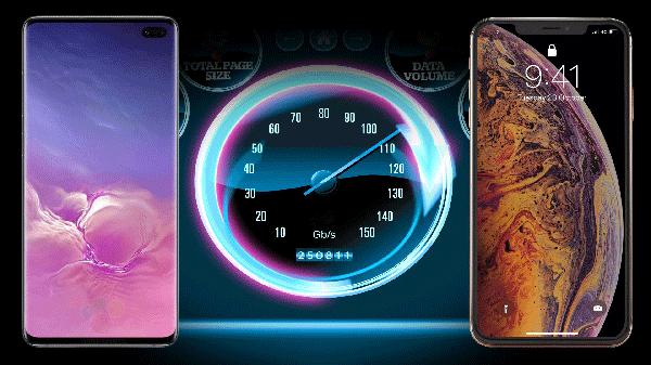 Samsung Galaxy S10 vs iPhone XS Max có thể không có bất kỳ sự cạnh tranh nào cả