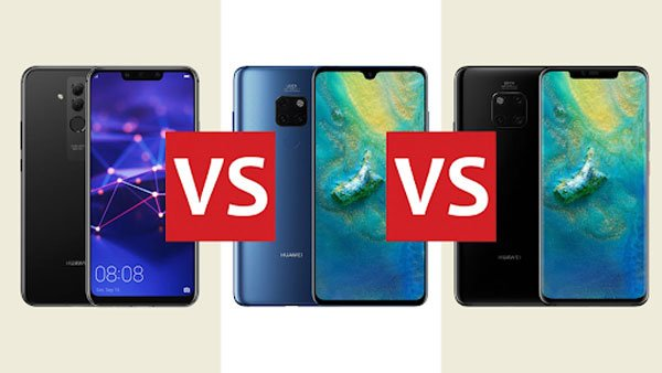 Huawei Mate 20 Lite vs Mate 20 vs Mate 20 Pro 4