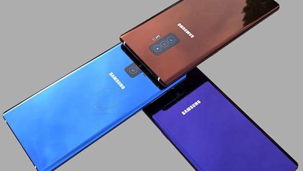 Một số thông tin về Samsung Galaxy Note 10 1
