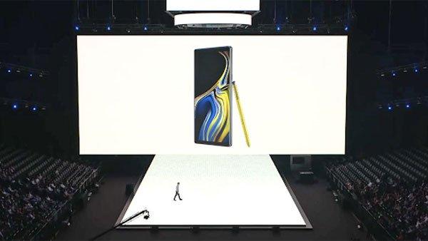 Một số thông tin về Samsung Galaxy Note 10 2