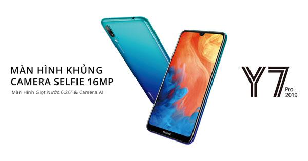 Đánh giá Huawei Y7 Pro 2019 1