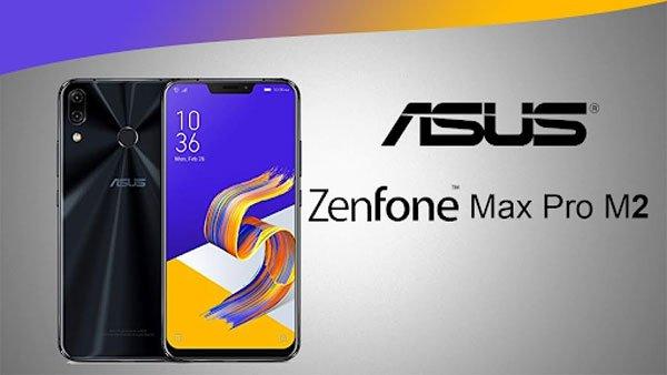 Trên tay Zenfone Max Pro M2: có gì ấn tượng? 1